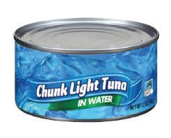 Chunk Light Tuna
