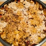 WIC recipes apple crisp