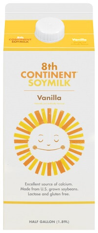 8th Continent Soy Beverage