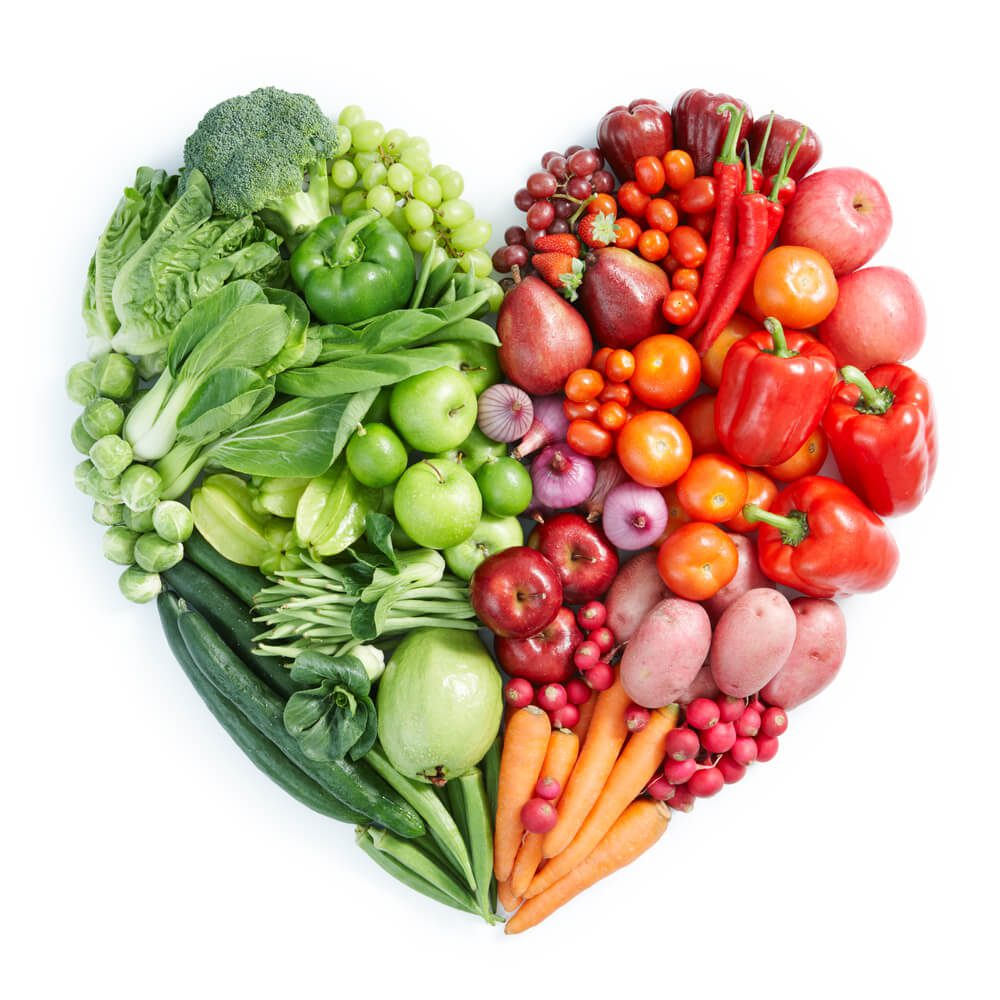WIC fruits and vegetables