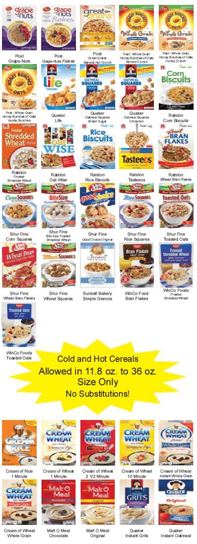Oklahoma WIC Food Guide English   JPMA, Inc.