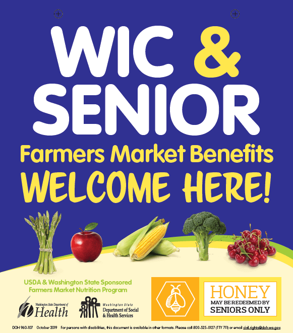 Washington Farmers Market Nutrition Program