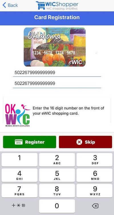 Oklahoma WIC