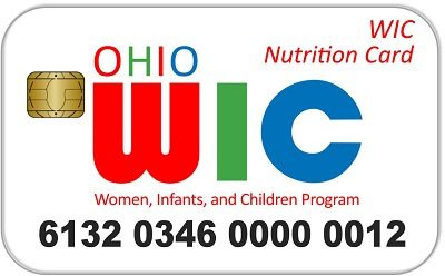 Ohio WIC Card