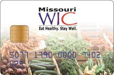 Missouri eWIC Card