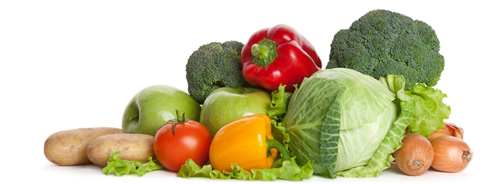 WIC Fruits and Veggies